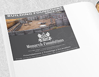 MONARCH FOUNDATION -ADVERTISEMENT