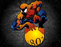 Spider-Man in AI