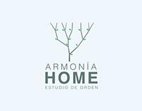 Logo Armonía Home
