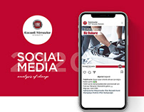 Yılmazlar Otomotiv / Social Media 2020