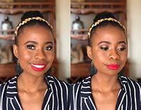 Gorata - Bridesmaid Makeup