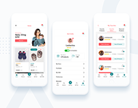 Marketplace Mobile App for Mom & Baby Products