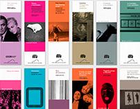 Institut d'Humanitats de Barcelona (CCCB). Brochures