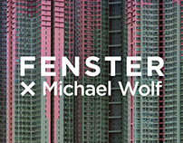 BRANDING | Fester x Michael Wolf T-Shirts