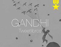 Gandhi - Tweetlibros