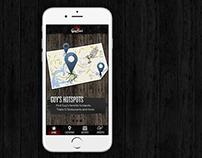 Guy Fieri Recipes Mobile App