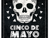 Cinco de Mayo Flyer Poster