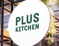 Plus Kitchen, Smart Thinking Food- Packaging Design