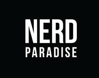 Nerd Paradise - Logo