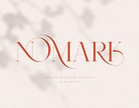 NOMARK    Ligature Typeface