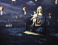 Madonna con Bambino (in alto mare)