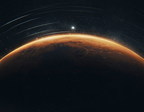 Mars - Visualisation