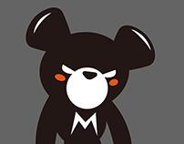 BWA Bear With Attitude