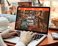 The Arch Book Cafe