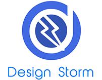 Design Storm Logo and Designs