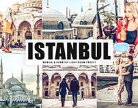 Free Istanbul Mobile & Desktop Lightroom Preset