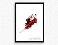 Classic Ballet Character Figures