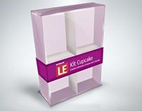 Embalagens - Cupcake