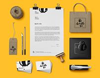 BUMBLEBEE corporate design.