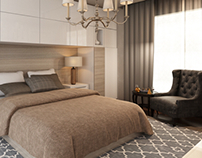 Guest Bedroom -Tagmooa Villa