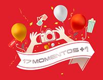 App 18 años Cinemark