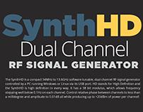 Signal Generator Infographic