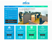EVOMA - Website Design