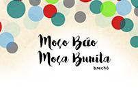 Logo | Brechó Moço Bão Moça Bunita