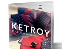 KETROY / Catalog SS'12