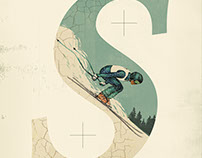 """S"" is for Skiing"