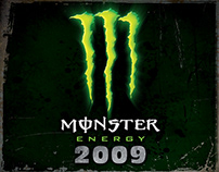 Monster Energy Marketing Brochure
