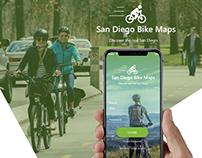 San Diego Bike Maps