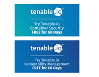 Tenable | Social Media Graphics for Tenable.io