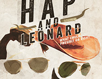 HAP & LEONARD KEYART