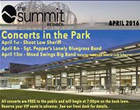 Summit Newsletter Cover - April 2016