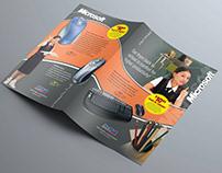 Print Collateral: Bi-Fold Brochure