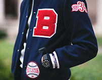 Boylston Trading Co. with Mitchell & Ness Jacket