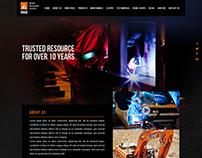 IMCO Website Design