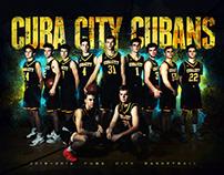 CUBA CITY CUBANS, Basketball, 2019