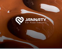 Jannaty Food Identity and Packaging