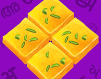 Barfi - A Desi 4 Letter Game