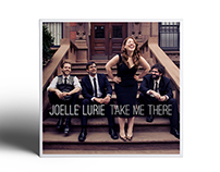 Joelle Lurie | Album Art