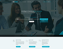 myInvest Web Site Designs