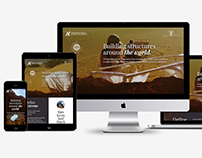 Architecture for Extreme Environments Website