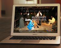 Belén viviente Buitrago del Lozoya - Web Corporativa