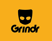 Grindr Advertising Campaign