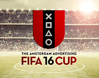 JWT - The Amsterdam Advertising FIFA 16 cup