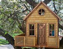 Spatial Final - Tree House