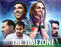 Poster Timezone Heineken