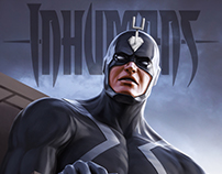 Black Bolt -King